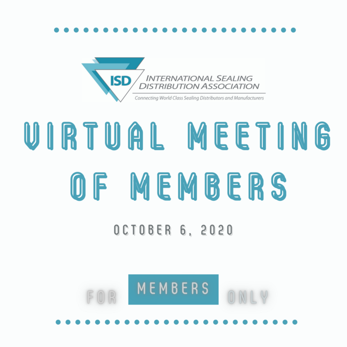 ISD Virtual Meeting of Members
